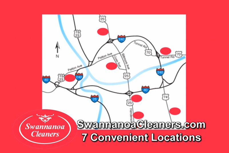 Swannanoa Cleaners - 7 Locations - Asheville, NC